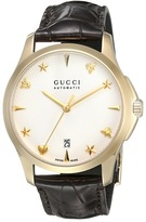 Gucci G-Timeless 38mm Automatic - YA126470 Watches