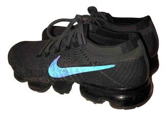 Nike VaporMax Plus Black Plastic Trainers