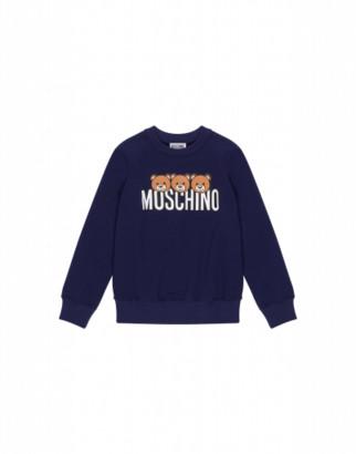 Moschino Sweatshirt Teddy Bear