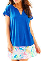 Lilly Pulitzer Luxletic Brodie Shirt