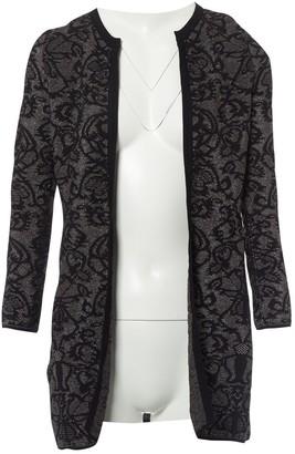 Vicedomini Black Synthetic Knitwear