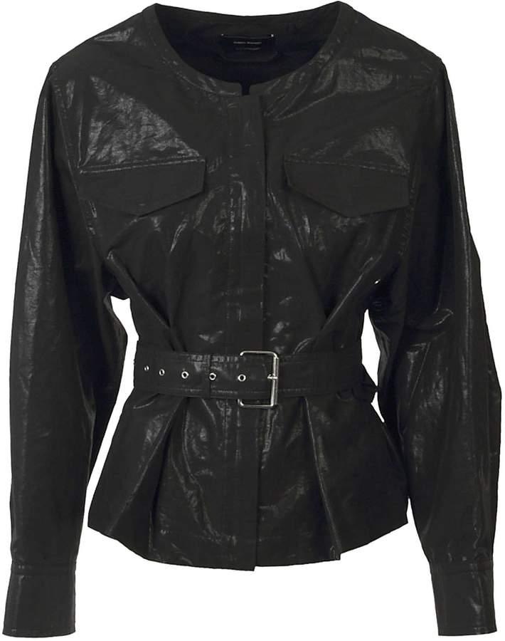 Isabel Marant Belted Jacket
