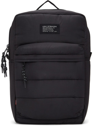 Levi's Levis Black L Pack Backpack
