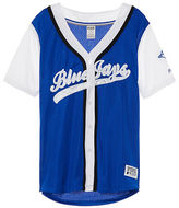 PINK Toronto Blue Jays Mesh Button Down Jersey