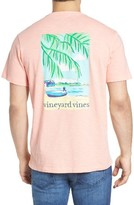 Vineyard Vines Men's Beach Graphic T-Shirt