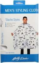 Betty Dain Stache Styles Men's Hair Cutting Cloth