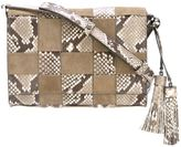 MICHAEL Michael Kors medium 'Vivian' crossbody bag - women - Leather/Suede - One Size