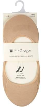 Mcgregor Two-Pack No Show Socks