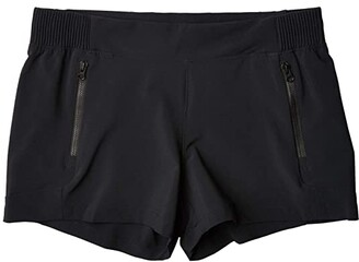 Columbia Tidal II Shorts (Black) Women's Shorts