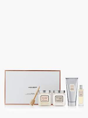Laura Mercier Luxe Ultime Almond Coconut Milk Luxe Body Collection Gift Set