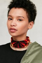 Urban Outfitters Flames Bandana