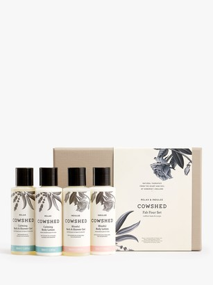 Cowshed Fab Four Bodycare Gift Set