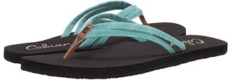 Cobian Soleil (Turquoise) Women's Shoes