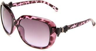 UNIONBAY Union Bay Women's U179 Oversized Oval Sunglasses