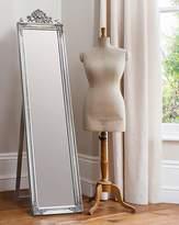 Fashion World Ledbury Wood Cheval Mirror