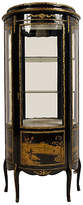 One Kings Lane Vintage French Chinosiere-Style One-Door Vitrine