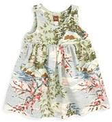 Tea Collection 'Ato' Dress (Baby Girls)