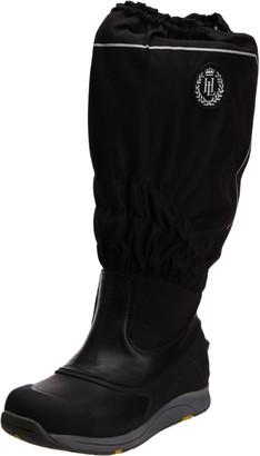 Henri Lloyd Men's Extreme Waterproof Boot Technical Footwear - Black Silver Size 7