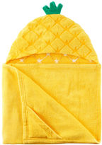 Carter's Pineapple Hooded Towel