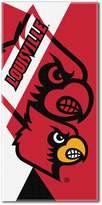 Louisville Cardinals Puzzle Oversize Beach Towel by Northwest