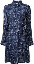 P.A.R.O.S.H. dots print shirt dress - women - Silk - XS