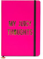 Juicy Couture My Juicy Thoughts Bound Journal