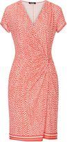 Vera Mont Dot print jersey dress