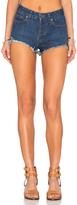 Free People Logan Denim Shorts