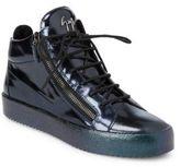 Giuseppe Zanotti Monotone Leather Sneakers