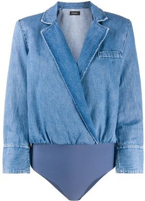 Pinko Jacket Bodysuit