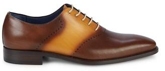 Mezlan Platinum Renato Leather Oxfords