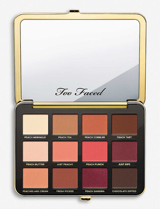 Too Faced Just Peachy eyeshadow palette 15g