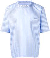 Comme des Garcons short-sleeve stripe shirt - men - Cotton - S