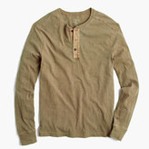 J.Crew Garment-dyed henley