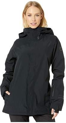 Volcom Snow Leda GORE-TEX(r) Jacket (Black) Women's Clothing