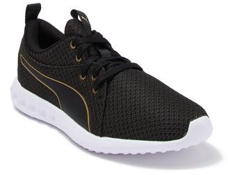 Puma Carson 2 Metallic Lace Up Sneaker