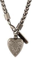 Thomas Wylde Heart Pendant Necklace