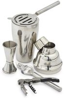 Sur La Table 5-Piece Stainless Steel Bar Tool Set