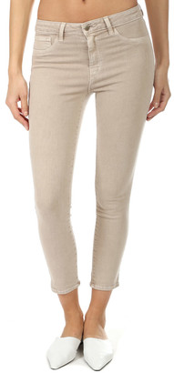L'Agence Biscuit Margot High Rise Skinny