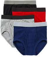 Arizona 4-pk. Briefs - Boys & Husky 4-20