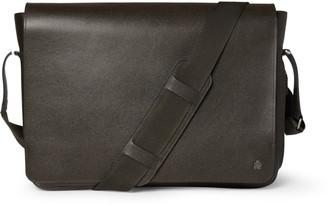 Dunhill Cadogan Textured-Leather Messenger Bag
