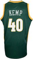 adidas Men's Shawn Kemp Seattle SuperSonics Retired Player Swingman Jersey