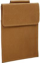 Piel Leather Hanging Passport Holder 2854
