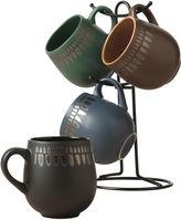 Tabletops Unlimited Tabletops Gallery Bomba 5-pc. Mug Tree Set
