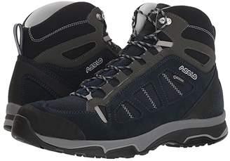 Asolo Megaton Mid GV MM (Blueberry/Night Blue) Men's Boots