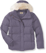 L.L. Bean Women's Ultrawarm Hooded Jacket