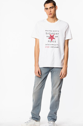 Zadig & Voltaire Ted Saturday T-shirt