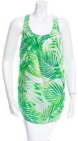 Diane von Furstenberg Printed Sleeveless Top