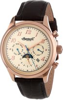 Ingersoll Men's IN1203RWH Automatic Union Rose Gold Watch