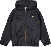 Gucci Hooded shell jacket 4-12 years